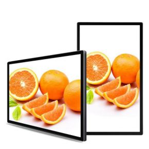 LCD Poster Wall mounted 65 Zoll