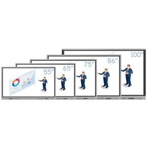 Digitales Whiteboard 55 Zoll